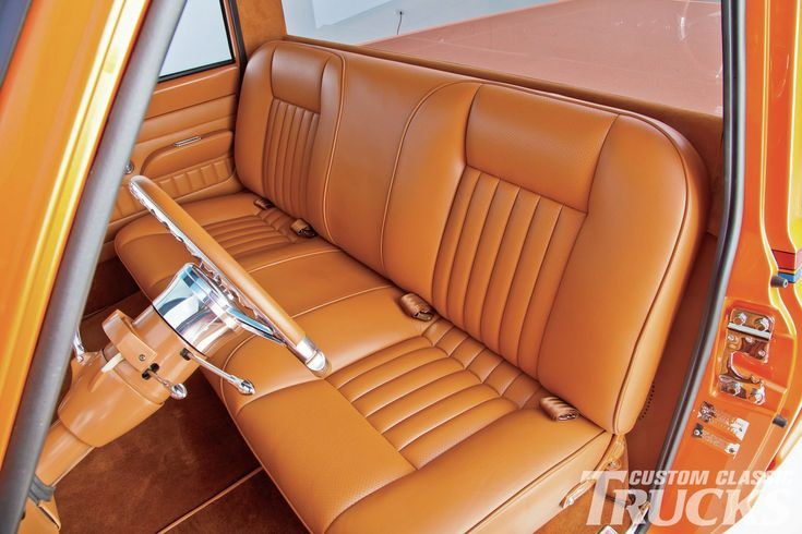 1968 Ford Truck Bench Seat