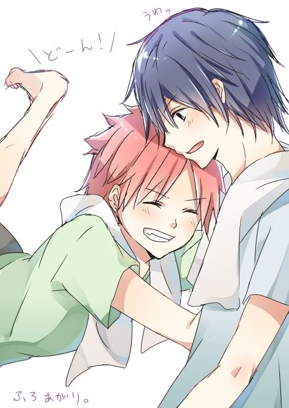 Fairy Tail Natsu And Gray Cute 80 best images ...
