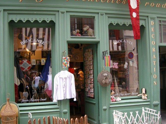 700 best images about jolie boutique on pinterest flower shops lyon and br - Boutique brocante paris ...