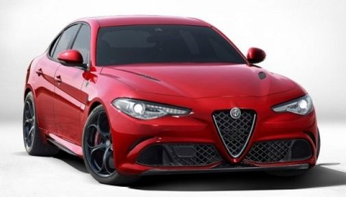 Alfa Romeo - Giulia