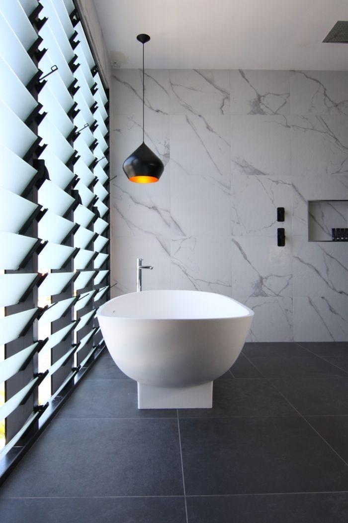 ▷ 1001 + modèles fantastiques de la salle de bain design Salle de - Salle De Bain Moderne Grise