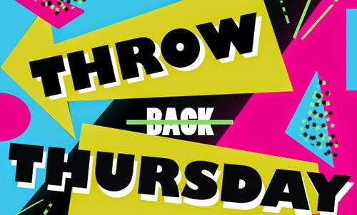 9 Best Images About Throwback Thursday Hashtag On