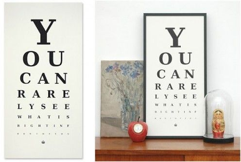 DIY Craft Projects for JuneIdeas, Diy Crafts, Crafts Projects, Eye Charts, Diy Wall Art, Bathroom, Peasy Diy, Art Walls, Easy Peasy