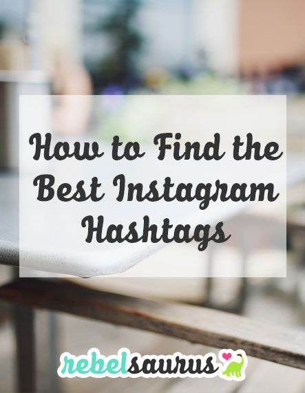 This video covers how to find the best Instagram hashtags for your business or blog using a handy dandy free tool.