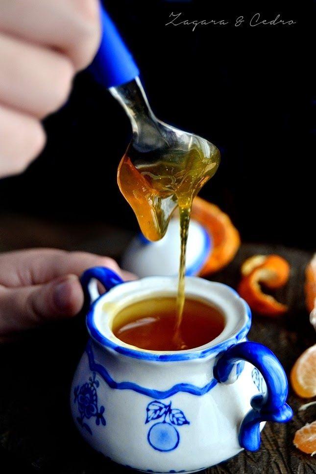 """Zagara & Cedro: Marmellata """"capricciusa"""" di Mandarino"""