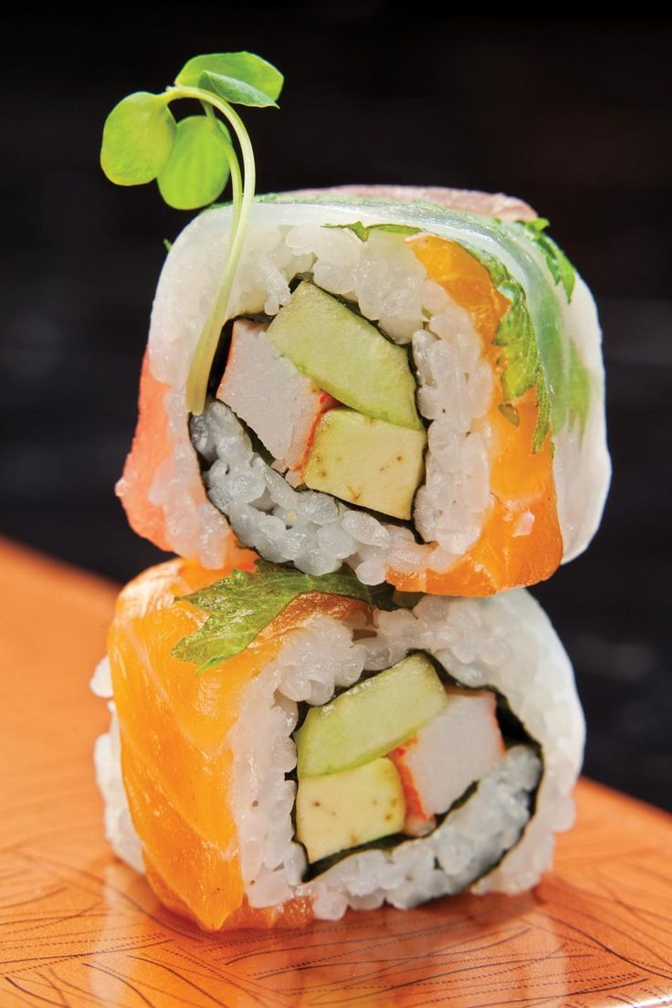 For the love of Sushi! #Japaneasy