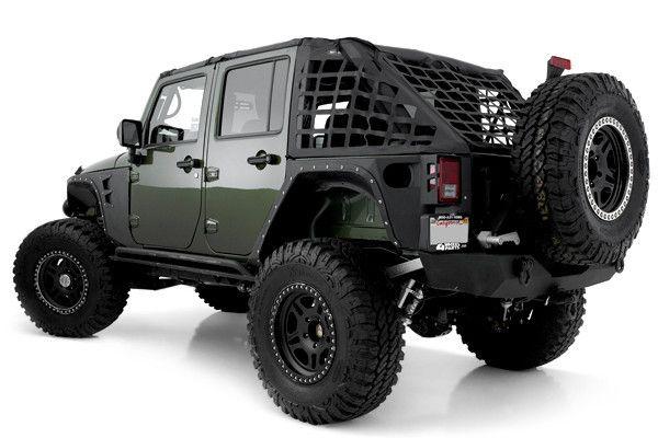 2007 2016 Jeep Wrangler Unlimited Smittybilt Xrc Armor