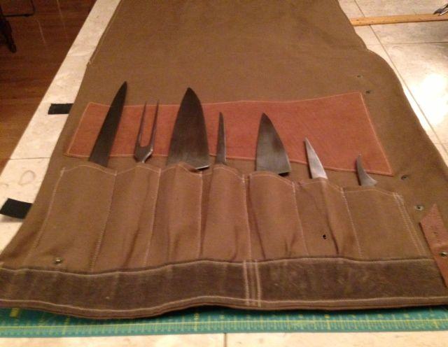44 best knife rolls images on pinterest knifes knives and chef knives. Black Bedroom Furniture Sets. Home Design Ideas