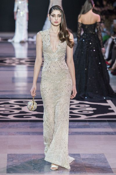 474b01394a Georges Hobeika at Couture Spring 2019 - Livingly