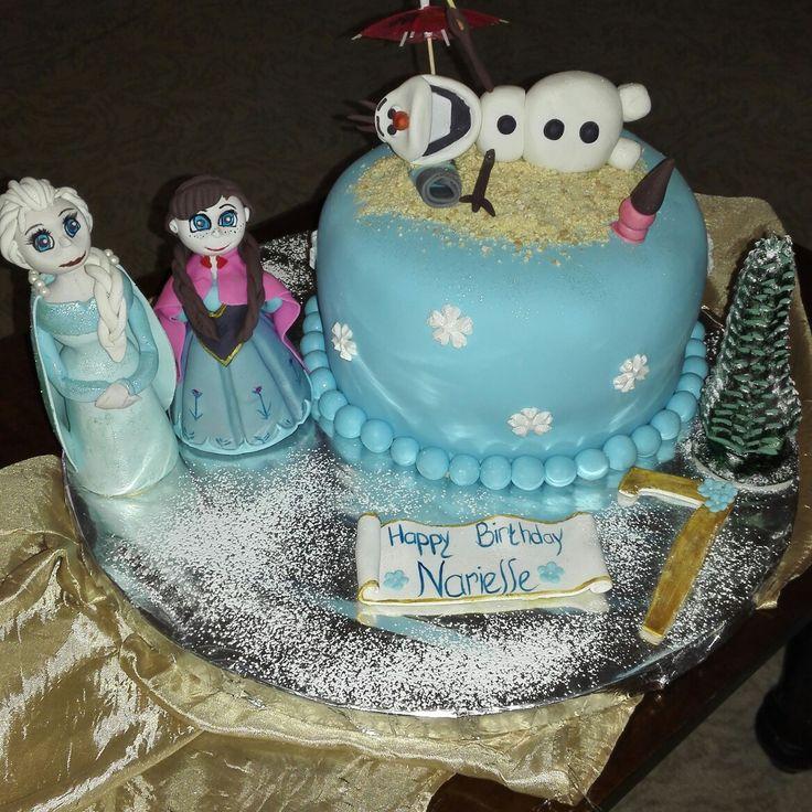 Frozen Cake 💃