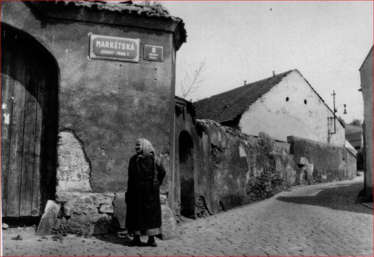 Prague-Brevnov, Marketska, 1959