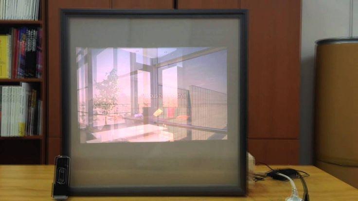 Vitswell PDLC FILM,  Smart Film, Smart Window  Beam Projector Display