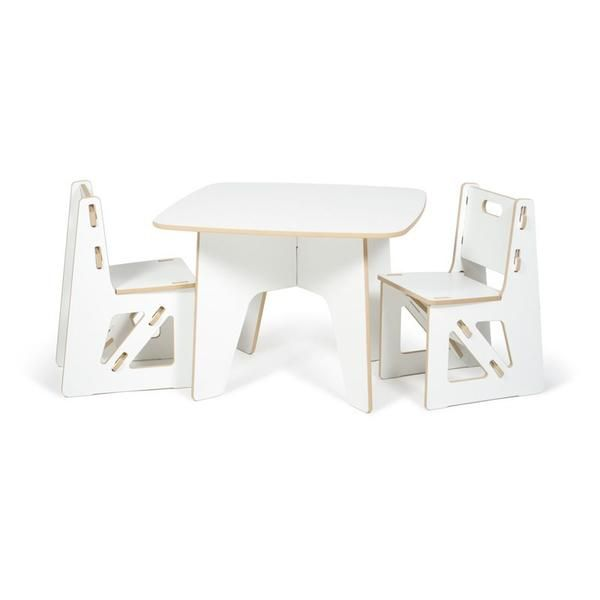 Modern Kids Table And Chairs. Toddler ...