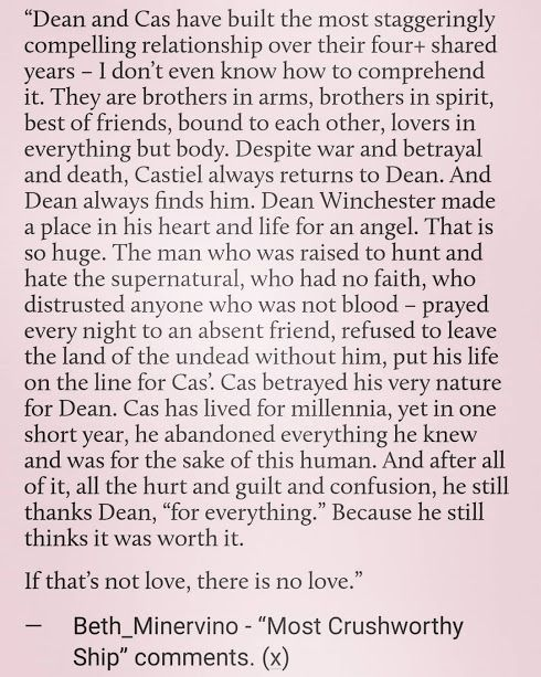 """Everything about this is perfect. I really agree with """"lovers in everything but body"""". I don't like the concept of them as typical """"romeo and juliet"""". They both know that there is no room for that in the world they live in. But also they both know that they will always be for each other no matter what. Always."""