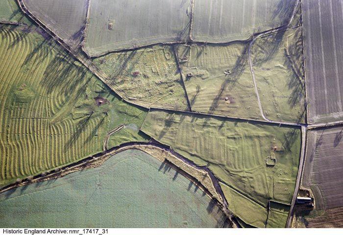 NMR_17417_31 East Matfen deserted medieval village, Northumberland.    Date : 13 January 2000 Photographer : Pete Horne