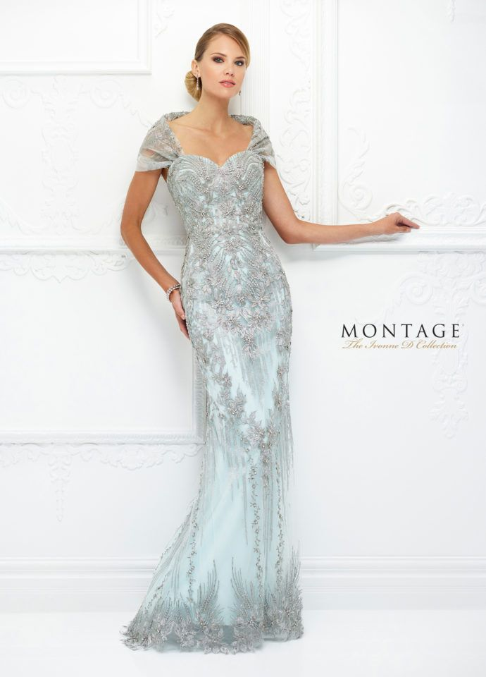 3587614ba26 Couture Ivonne D Mother of the Bride Dresses 2019 for Mon Cheri in 2019