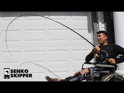 How strong is a Travel Fishing Rod from Amazon? - (More info on: https://1-W-W.COM/fishing/how-strong-is-a-travel-fishing-rod-from-amazon/)