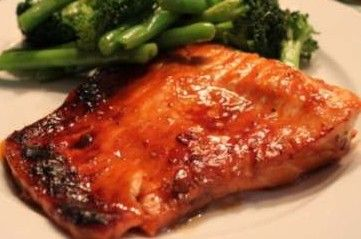 BAKED TERIYAKI SALMON RECIPE: Take a look at this recipe for making some delicious Baked Teriyaki Salmon.