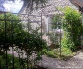 Gloriette Touraine - Kiosque de jardin - Fer forgé