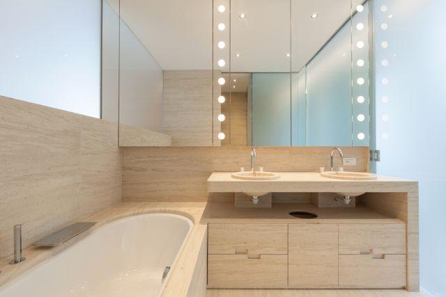 Modna Lazienka 2015 6 Goracych Trendow Strona 4 Wp Pl Luxury Bathroom Bathroom Minimalism