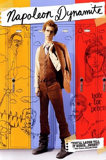 Napoleon Dynamite (2004)    Vote For Pedro!!!
