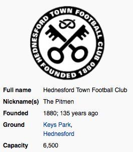 Hednesford Town F.C.