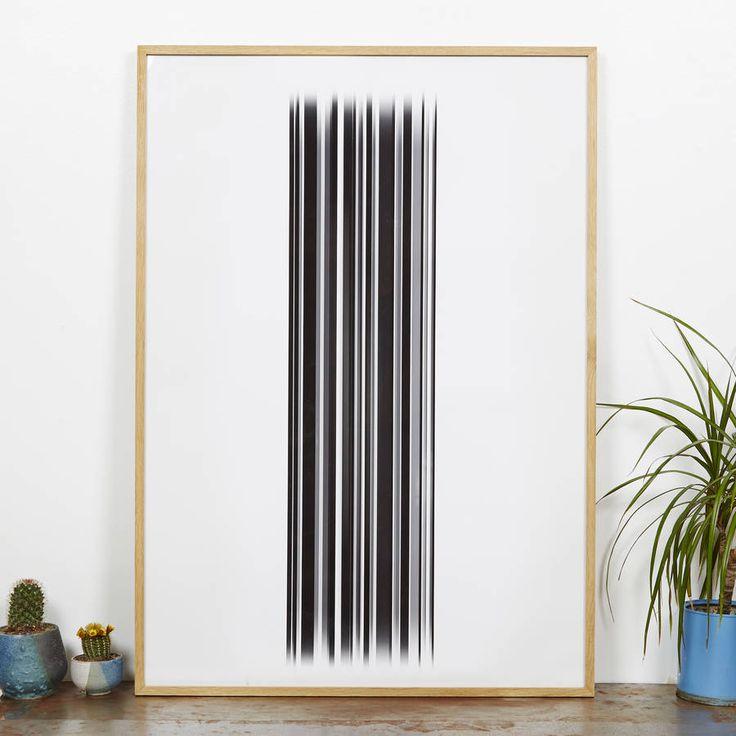 Original Varied Exposures Darkroom Print