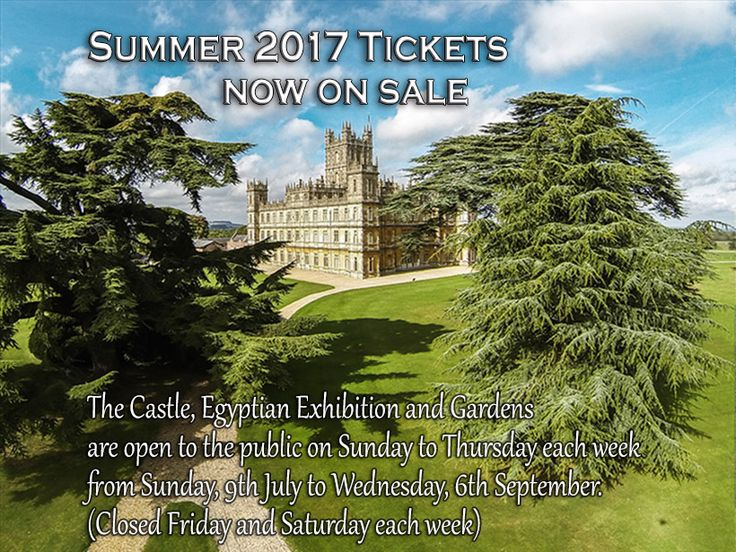 Summer Admission Tickets