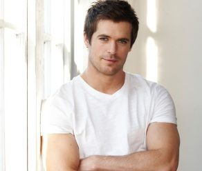 Kyle Pryor - one of the perks of watching Home and Away...