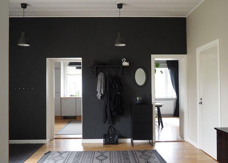Heidi Risku - Annie Sloan Wall Paint - Hallway - Eteinen