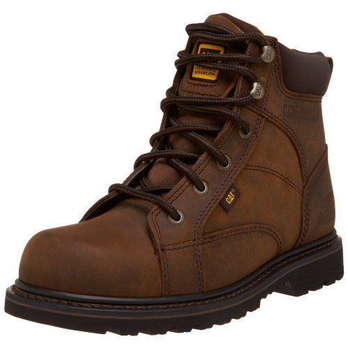 Caterpillar Men`s Whiston Lace To Toe Soft Toe Boot (bestseller)
