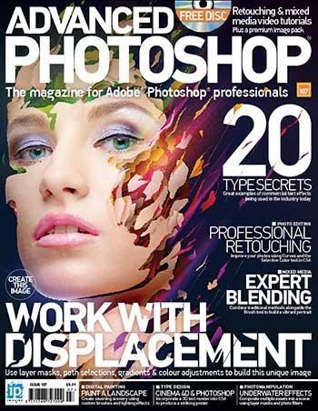 Advanced Photoshop® Issue 107. Nice. I want.