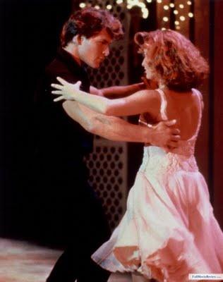 Dirty Dancing Movie. 1987. Starring: Patrick Swayze & Jennifer Grey.