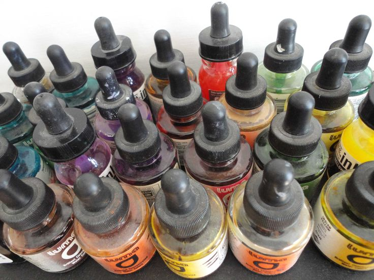 Can't live without inks