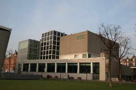 Van Gogh Museum: Paulus Potterstraat 7, Heritage (temporarily til 4/25/13) Amsterdam 1071