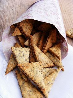 szeretetrehangoltan: Mákos keksz (sós)
