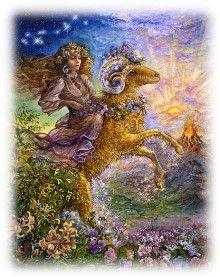 Женщина овен в любви