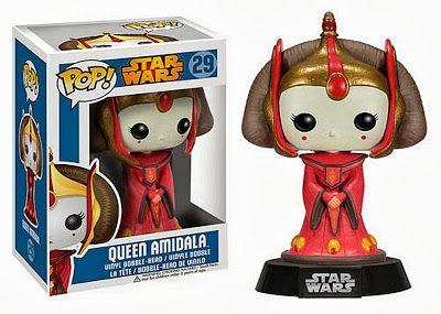 Funko Pop! Vinyl: Star Wars - Princess Amidala #starwarsnerd