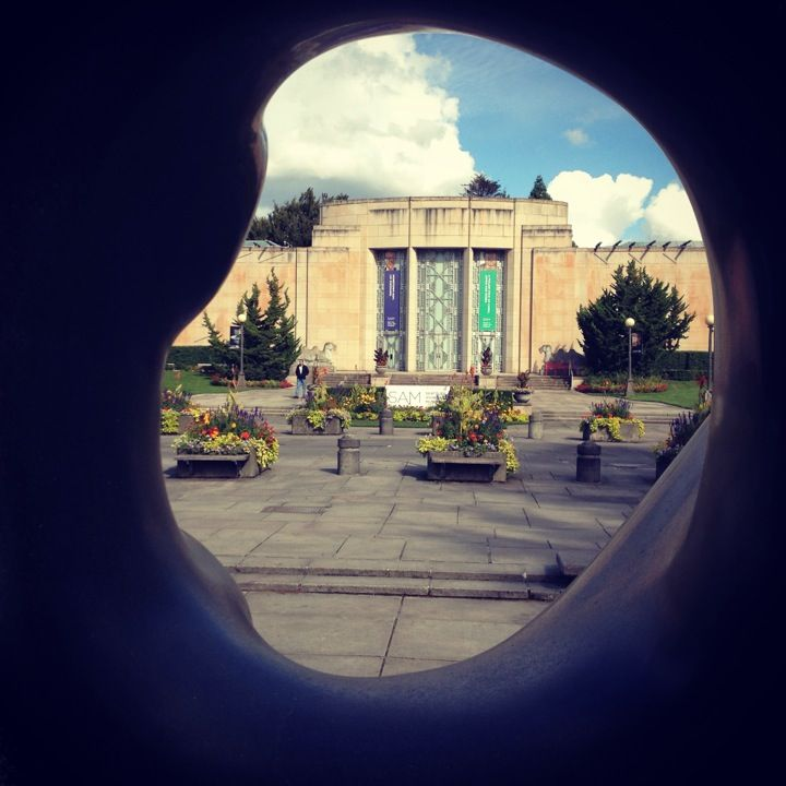 Seattle Asian Art Museum in Seattle, WA