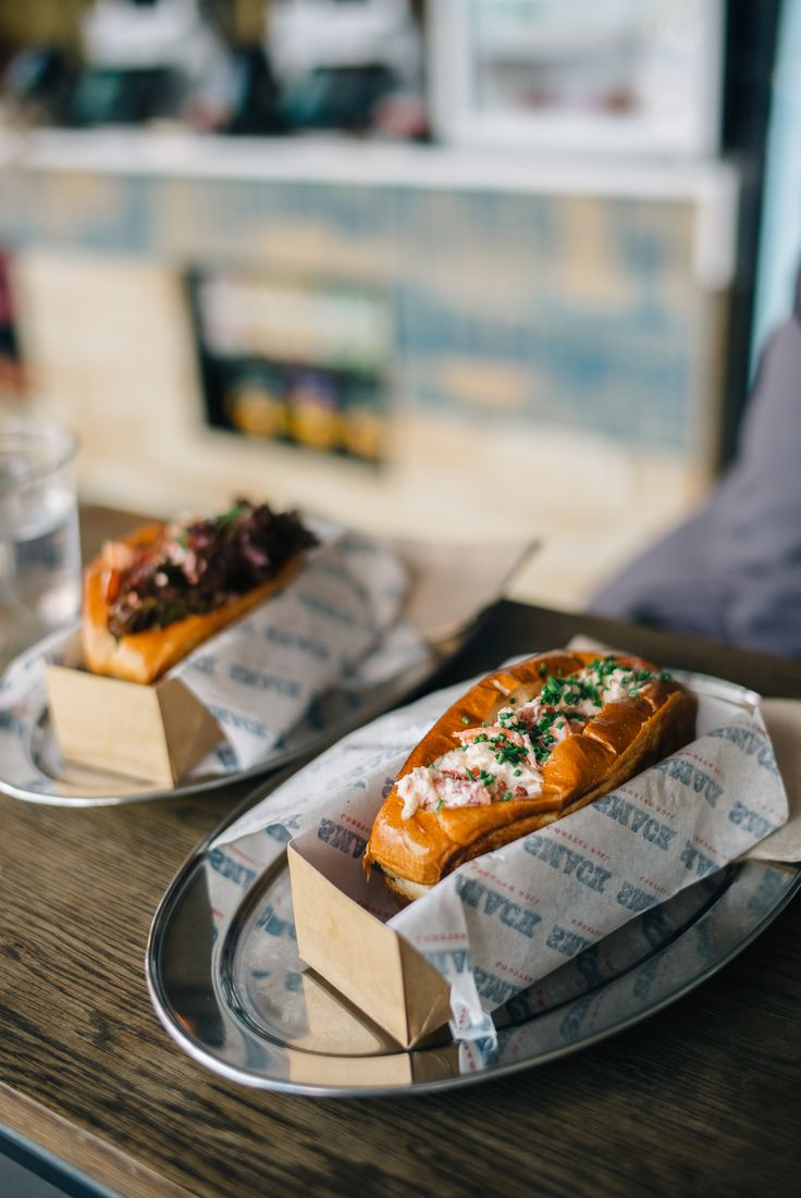 (Eat & Drink) Smack Lobster Roll  #London #Soho