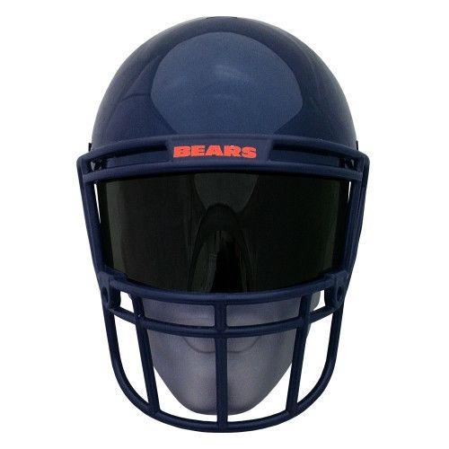 NFL Gear Helmet Style Fan Mask: Chicago Bears