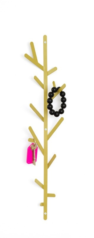 Small TWIG hanger by HIVE in Beige