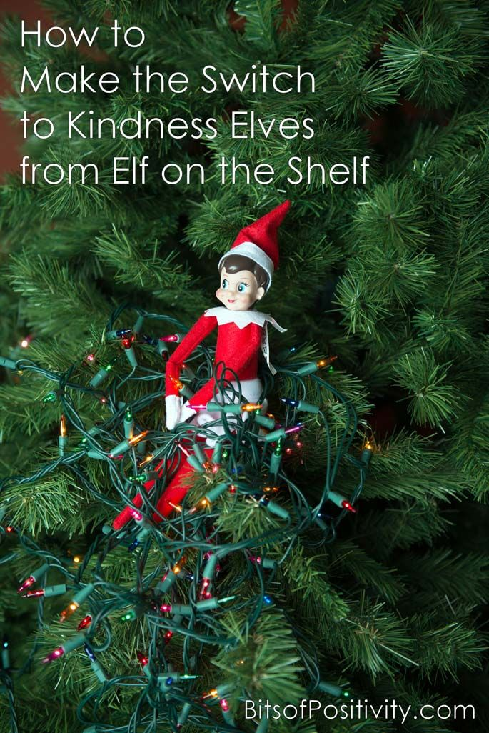 If you've been wondering how to make the switch to Kindness Elves from Elf on the Shelf this Christmas, you'll find lots of suggestions and resources here!