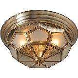Gweat Retro 16-Inch Tiffany europäische Art Buntglas Lost In Lila Series Erröten-Einfassung Deckenleuchte: Amazon.de: Beleuchtung