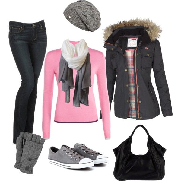 Winter Relax Outfit