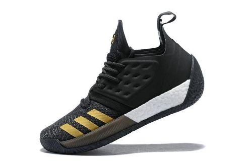 best website 31c01 8c71e Spring Summer 2018 Cheapest Adidas Harden Vol. 2 Imma Be A Star AH2215 Core  Black Gold Metallic