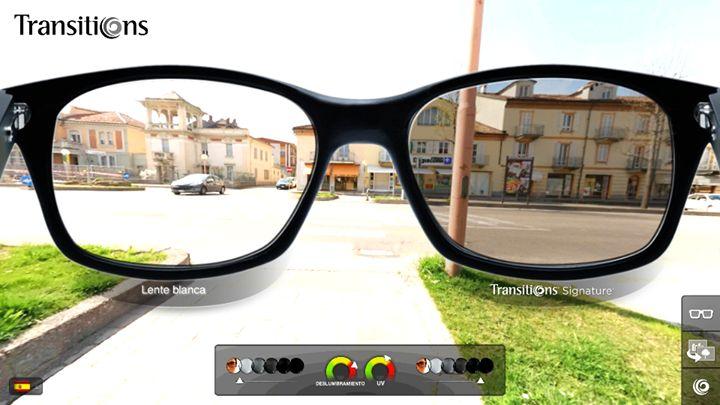 lentes fotocromáticas