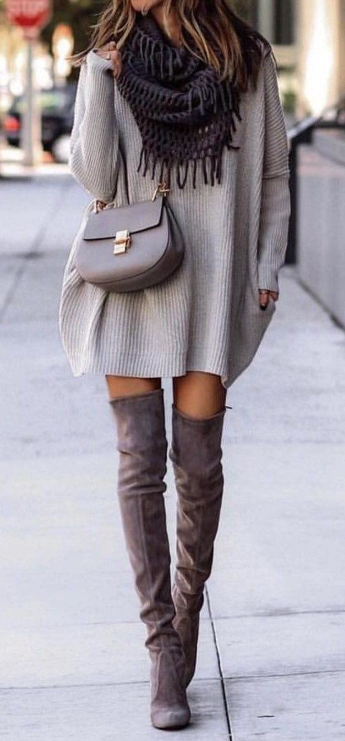 100+ Perfect Winter Outfits To Stand Out From The Crowd