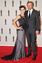 Louise Barnes and Nick Boraine, South African Film and TV Awards 2013