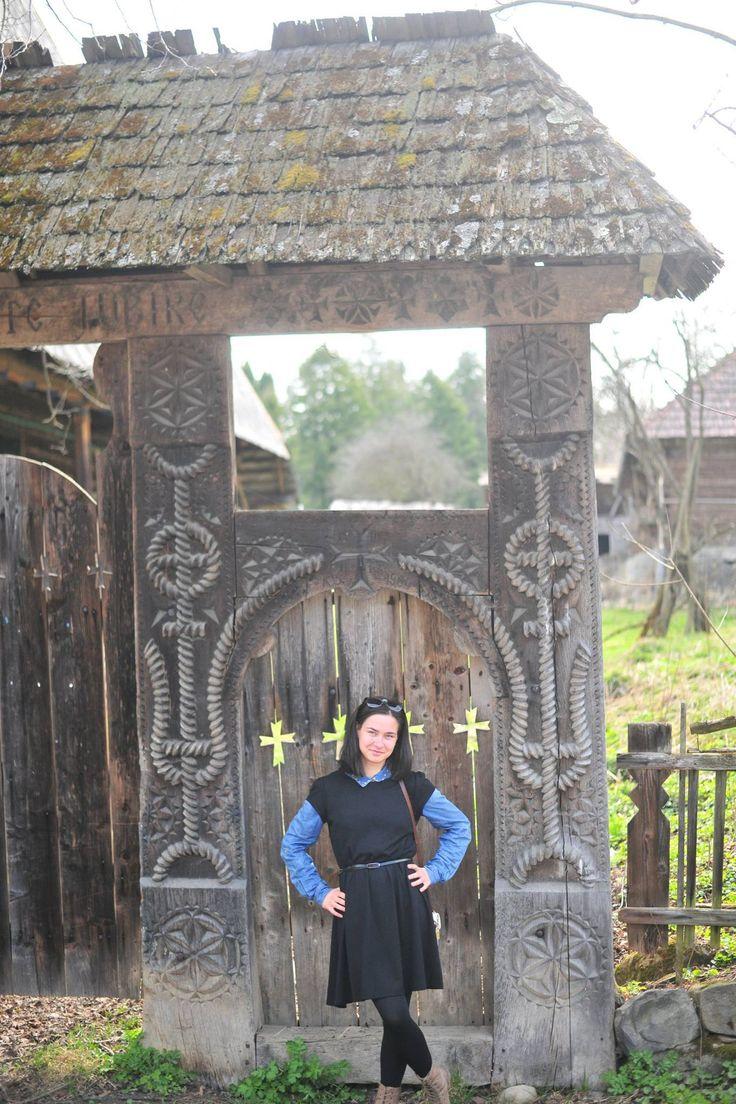 Breb village - Maramures County
